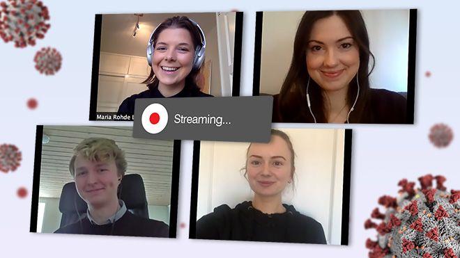 Bildet kan inneholde: ansiktsuttrykk, team, samfunnet, smil, collage.