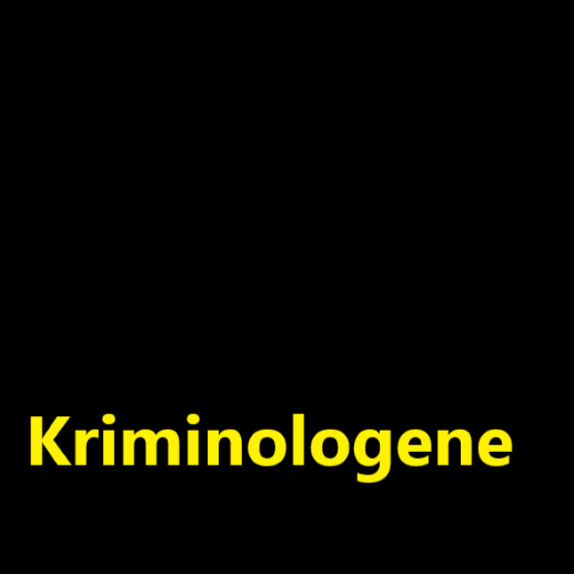 """Profilbilde for podcasten """"Kriminologene"""""""
