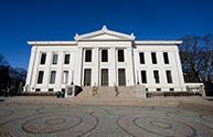 Bilde av bygningen Domus Bibliotheca