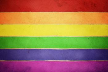 Rainbow flags are displayed in many cultures around the world as a sign of diversity and inclusiveness.