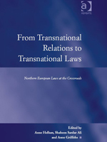 From Transnational Relations to Transnational Laws.