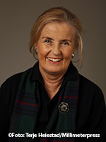 Image of Marit Halvorsen