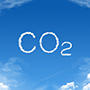 CO2 i skyene. Foto: Colourbox.com