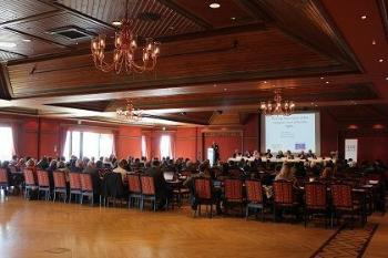<p><em>The long term future of the ECtHR</em>, Oslo Conference, April 2014 ; Source: UiO</p>