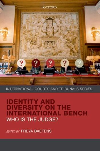 Book: Identity and Diversity on the International Bench
